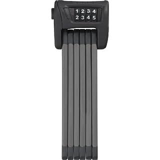 ABUS Faltschloss Bordo Combo 6100/75 Padlock, Black, 75 cm