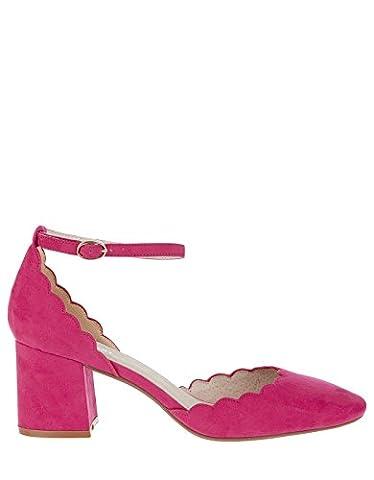 Monsoon Escarpins en deux partis à bout carré Sasha - Femme - Chaussures 42