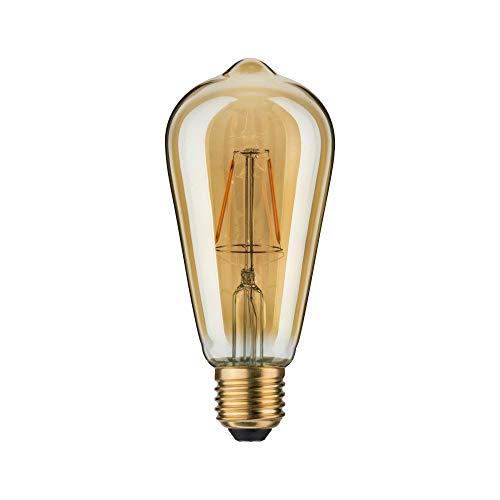 Paulmann Farbtemperatur: 1800K - Goldlicht wie von der Glühbirne