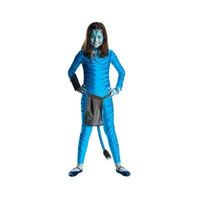 Avatar Neytiri Kostüm Kid - Kinder-Kostüm-Set Avatar Neytiri, Größe L, 8-10 Jahre