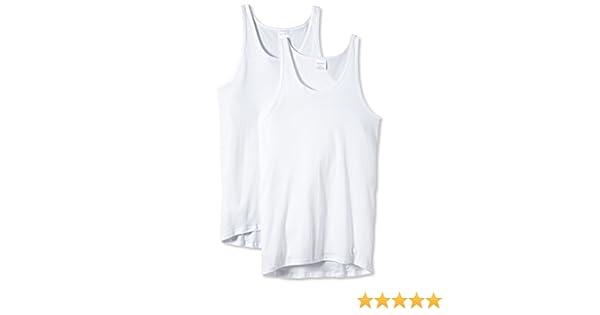 Schiesser Mens 005121-100 Vest