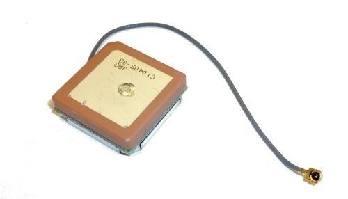 Embedded GPS Antenne für 1575,42 MHz (GPS L1) passiv für Mini PCIe Karten. 100mm Kabel mit U.FL Stecker. Herstellung in EU - Passive Gps-antenne