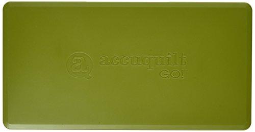 AccuQuilt 55019 Stanzform Square 4 3/4 Zoll Quadrat, Circa 7,3 cm -