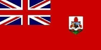Bermuda Flagge 150cm x 90cm (Bermuda Leg)