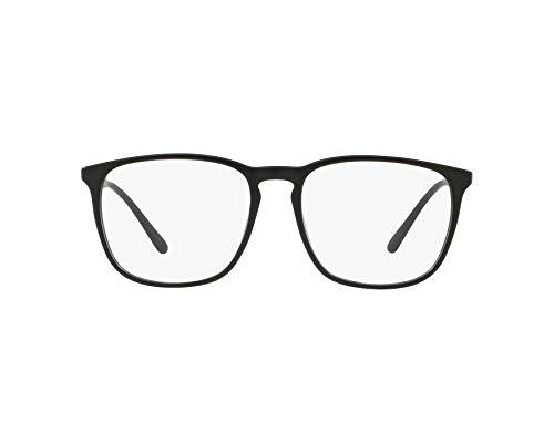 Ray-Ban Herren 0PH2194 Brillengestelle, Schwarz (Vintage Black), 54