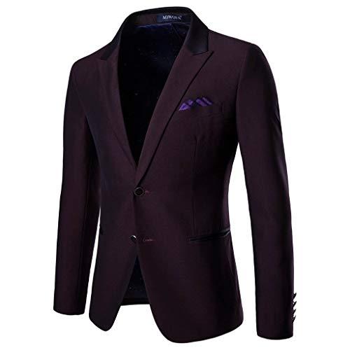 Herren Slim Fit 2 Stück Anzüge Jacke & Pants Hochzeit Blazer Manner Slim Fit Business Wedding Party Suits S/M/L/XL/2XL Kind Knit Pant