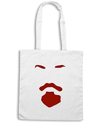 T-Shirtshock - Borsa Shopping TCO0083 lenin cccp tshirt Bianco