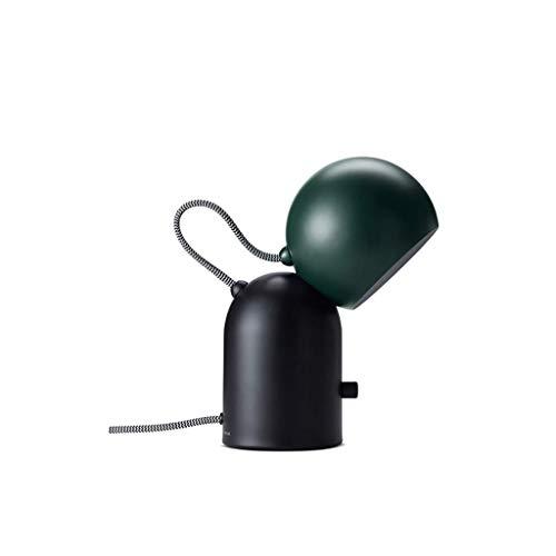 YXWtda Nachttischlampen LED Tischlampe, nordische minimalistische Leseleuchte, dimmbare Tischlampe (Zwei Arten und Farben erhältlich) Schreibtischlampe (Farbe : #2, größe : A1)