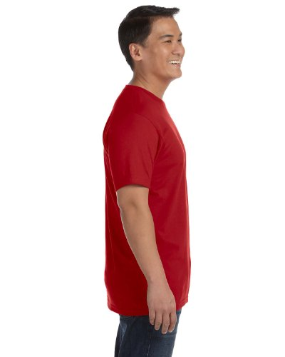 anvil Herren Sustainable T-Shirt / 450 Red