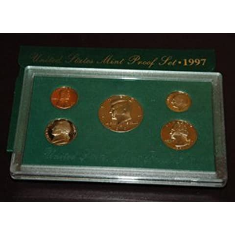 1997 US Proof Set by US