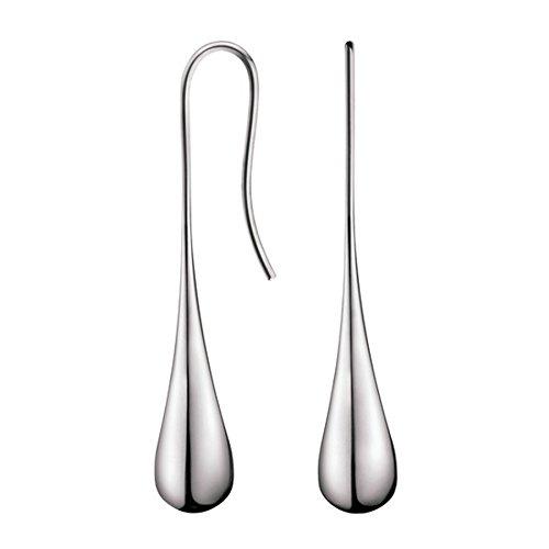 Calvin Klein Ellipse Damen-Ohrringe KJ3QME000100