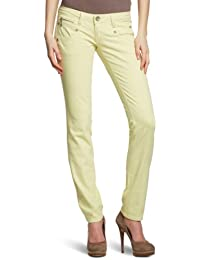 FREEMAN T.PORTER Damen Hose 00025638_5889 / Alexa Color Stretch 712-34 vanilla L34