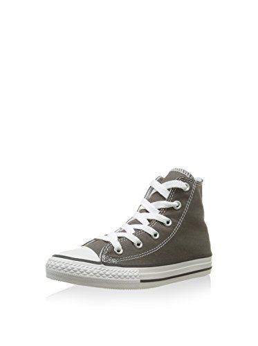 Converse Chuck Taylor All Star Stagione Hi, Unisex - Kinder Sneaker Grau (carboncino 010)