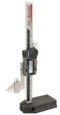 Starrett 3751AZ-6/150 Electronic Height Gage