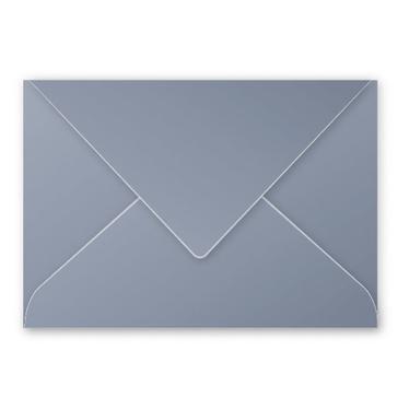 Clairefontaine 5532C Pack de 20 Enveloppes 16,20 x 22,90 x 0,10 cm Gris koala