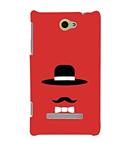 EPICCASE the mexican Mobile Back Case Cover For HTC One M10 (Designer Case)