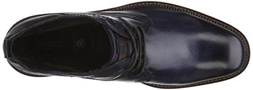 Bugatti U55391W Herren Kurzschaft Stiefel Blau (dunkelblau 425)