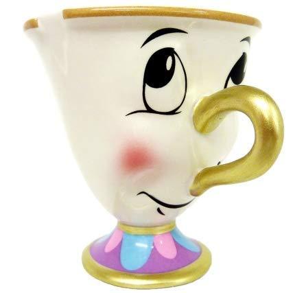die Schöne und das Biest Chip Keramiktasse Perfekt Auswahl Tee Kaffeetasse ()