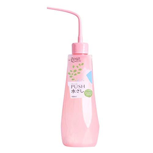 William-Lee 480 ml Sukkulenten-Gießflaschen Blumen-Blumentopf Wasserkanne, Kunststoff, biegsamer Mund, Squeeze Flasche Haushalt Mini Gartenzubehör
