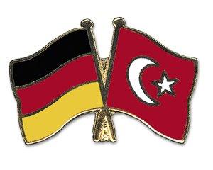 Yantec Freundschaftspin Pin Deutschland Türkei