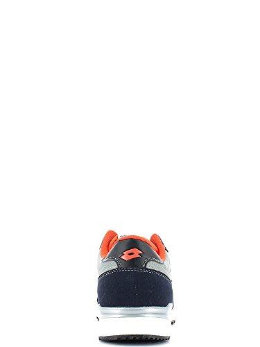 Lotto , Herren Sneaker Blu/Cemento