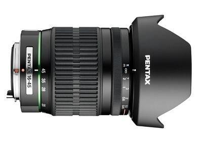 Pentax SMC-DA 16-45mm / f4,0 AL Objektiv (Standardzoom, 67mm Filtergewinde) für Pentax
