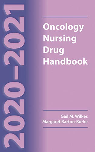 2020-2021 Oncology Nursing Drug Handbook