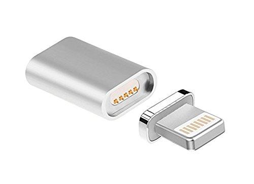 PRIME DAY SPECIAL Lightning Magnet Adapter Schnelllader BEIDSEITIGES Aufladen für iPhone 7,...