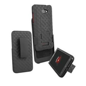 HTC - Droid DNA, OEM New Shell Holster Combo Nicht Retail Paket htc6435 Htc Holster