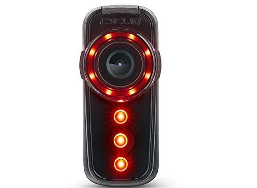 Cycliq Unisex Fly 6CE Rear Facing cámara, Negro, un tamaño