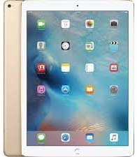 Apple iPad Pro Tablet (9.7 inch, 32GB, Wi-Fi+3G) Rose Gold