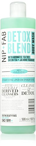 Nip+Fab Detox Body Blend Wash, 1er Pack (1 x 500 ml) -