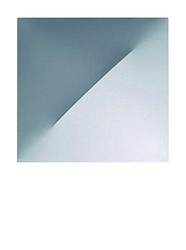 Nemo Wand-/Deckenleuchte Saori Q1weiß 62x 62cm