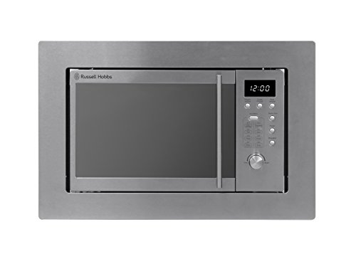 Russell Hobbs RHBM2001 20L Built In Digital 800w Solo Microwave Stainless Steel