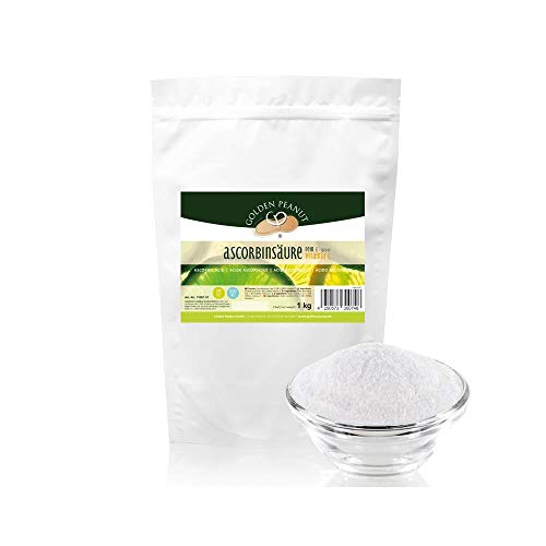 Golden Peanut Ascorbinsäure Vitamin C E 300 1kg/25kg