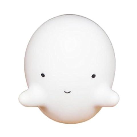 Lampes D'ambiance Angelof Parti DéCoratif Led Chambre à Coucher Cartoon Halloween Blanc Table FantôMe LumièRe LumièRes DéCoratives