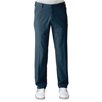 Adidas Golf 2016 Mens Puremotion 3-Stripes Pant Trousers - Mineral Blue - 34-32