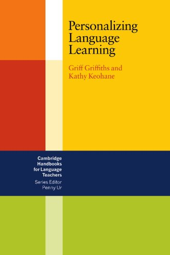 Personalizing Language Learning (Cambridge Handbooks for Language Teachers)