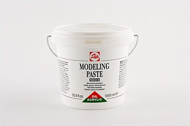 Star Conference Amsterdam Acrylic color medium modeling paste 1000ml 498590 (japan import)