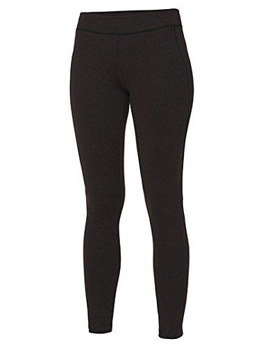 Pantalon sport moulant Femme Function Yoga Pant Jet Black/Jet Black