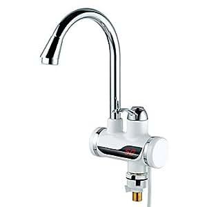 Digital Kitchen Elektrische Warmwasserbereiter Wasserhähne Kalten Hot Doppelfunktion