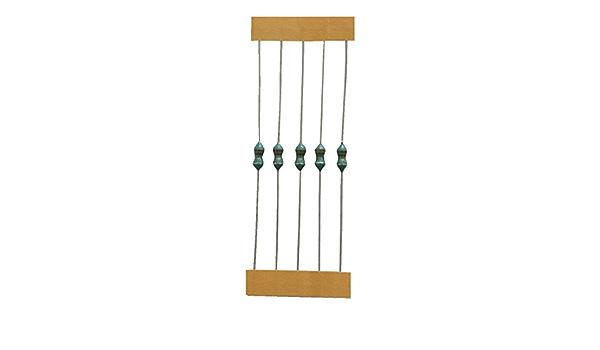 Drosselspule Drossel Induktivität Axial 1000 µh 1 Mh Tht 5 Stück 0026 Spielzeug