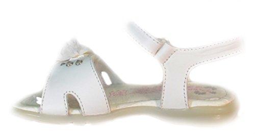 Primigi-Primigi Sandaletti 82010 Bride Enfant Cuir Blanc Blanc Cassé - blanc