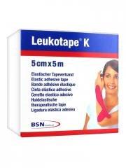 BSN medical Leukotape K Bande Adhésive Élastique 5 cm x 5 m