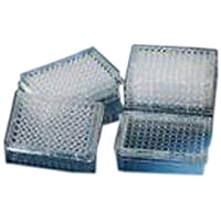 Nunc térmica Scientific 24966296Well placas, V96, estériles, transparente (50unidades)