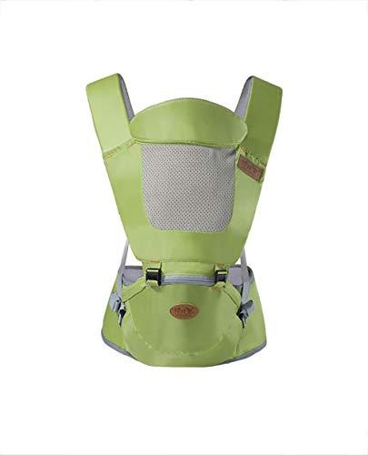 bagBaby und Kindertrage Bauch Hüft- und Rückentrage Baby Hüftsitz Taille Hocker Baby und Kindertrage Babybauchtrage Babytragetasche Taillengürtel: 56cm-108cm