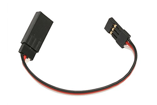 Team Associated AE29213 - Servo-Kabel-Verlängerung, Funktionsmodellbau und Zubehör, 75 mm