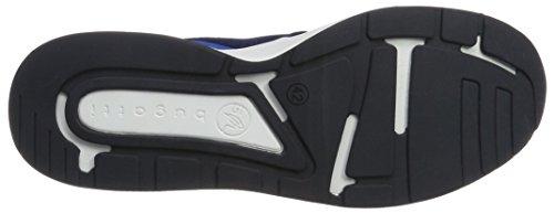 bugatti Dy02046, Pantofole Uomo blu (navy)