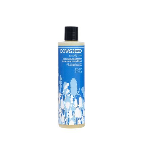 Cowshed Moody Cow Balancing Shampoo for Women, 10.15 Ounce by Cowshed