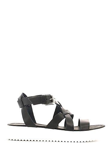 Soldini 537 V T26 Sandalo Donna Nero 39